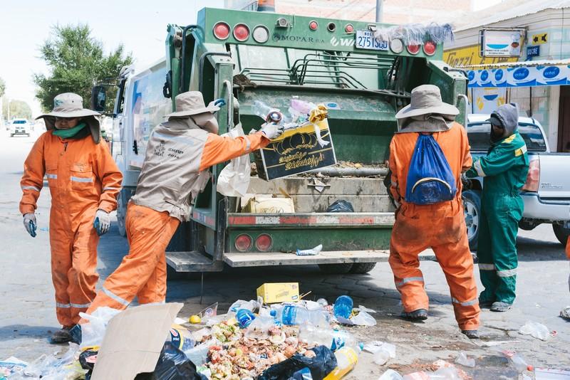 大きなごみ焼却施設がある所は、ゴミの分別が楽!?