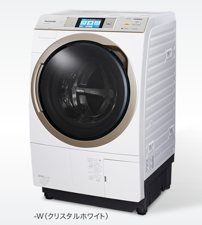 ななめドラム洗濯乾燥機 パナソニック NA-VX9700 レビュー