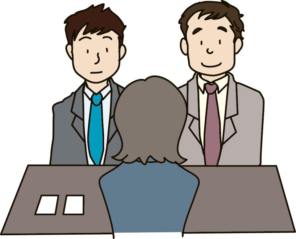 転職時の面接試験を受ける時の心構えについて